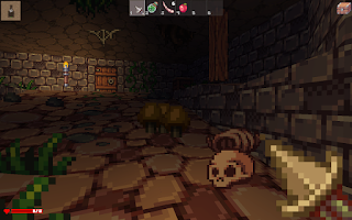Screenshot of Delver
