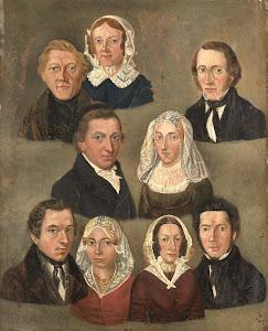 RIJKS: Kornelis Douwes Teenstra: painting 1834
