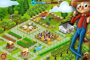 Screenshot of مزرعة الأحلام