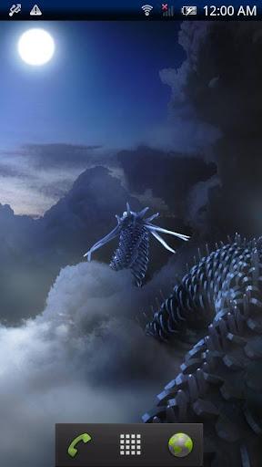 Blue Dragon Cloud