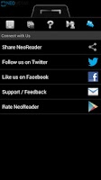 Screenshot of NeoReader QR & Barcode Scanner