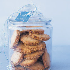 Cream-Cheese Walnut Cookies