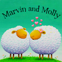 Marvin and Molly Book icon