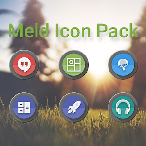 Meld HD Icon Pack APK Cracked Download