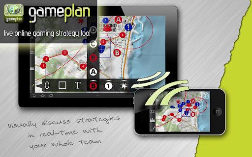 GamePlan: strategy tactics