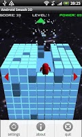 Screenshot of Smash Up 3D Lite
