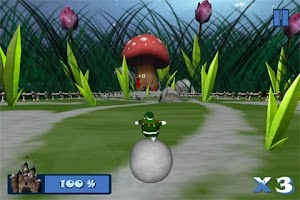 Screenshot of Snow Ball : A Christmas Tale!