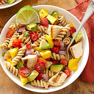 Pasta Salad Cilantro Recipes
