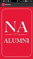 Screenshot of Newark Academy Alumni Mobile
