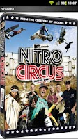 Screenshot of Nitro Circus Bio