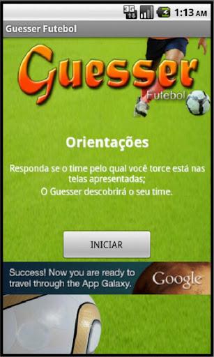 【免費體育競技App】Guesser Futebol-APP點子