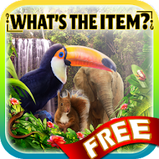 What's the Item? -Journey Wild