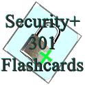 CompTIA Security+301Flashcards icon