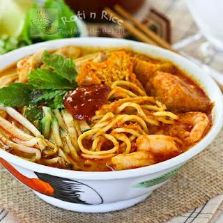 Curry Laksa Recipes