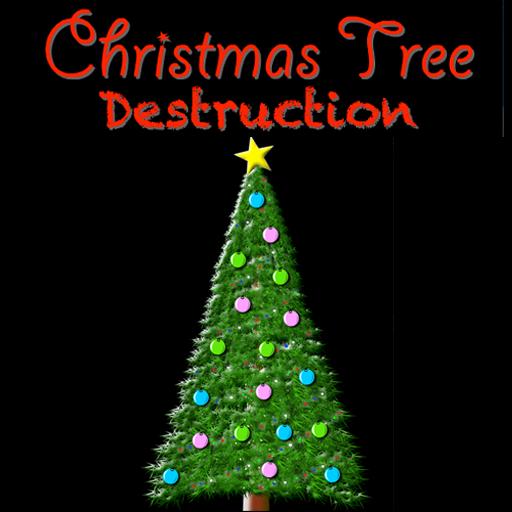 Christmas Tree Destruction LOGO-APP點子