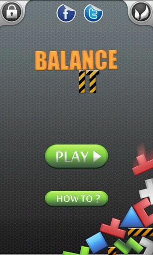 Balance It HD Lite