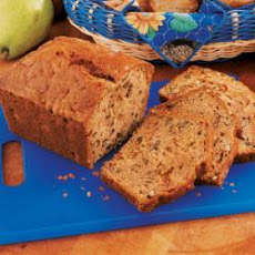 Pecan Pear Bread