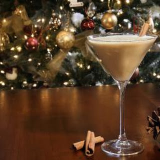 Rum Holiday Egg Nog