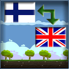 Learn English (Finnish)