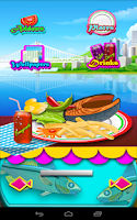 Screenshot of Fish & Chips Maker - Cooking