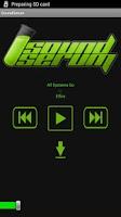 Screenshot of SoundSerum