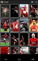 Screenshot of Manchester United Wallpaper HD