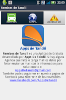Screenshot of Remises de Tandil