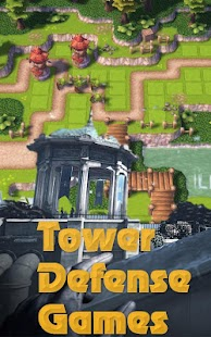 Tower Defense Games - screenshot