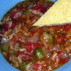 Vegetable Gumbo (Crock Pot)