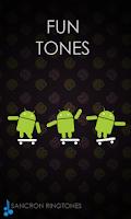 Screenshot of Fun Tones