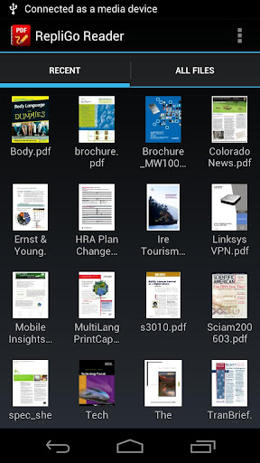 pdf reader für android free download