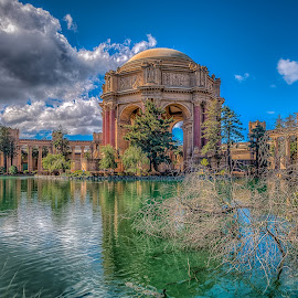 Palace of Fine Arts by Max Juan - Buildings & Architecture Public & Historical ( fine arts, buildings, architecture, palace,  )