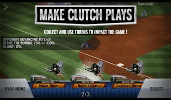 Screenshot of MLB Battle at the Plate