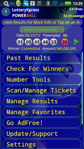 Lottery Xpress Powerball