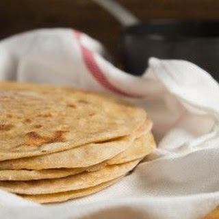 Plain Paratha (An Indian Flat Bread)
