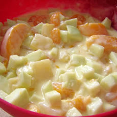Creamy Fruit Salad