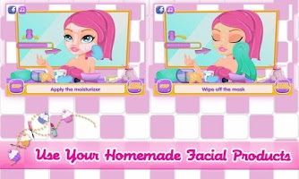 Screenshot of Homemade Beauty Secrets