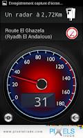 Screenshot of Radar Tunisia