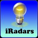 iRadars, Speed Camera Warner icon