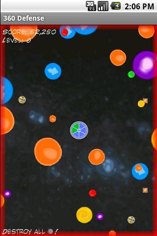 【免費街機App】Free 360 Defense-APP點子