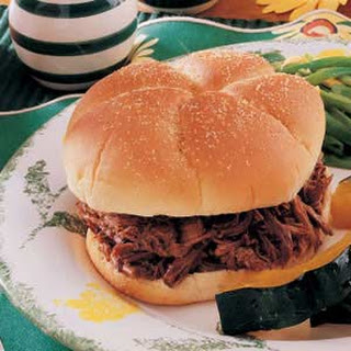 Dilly Beef Sandwiches