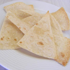 Tortilla Chips (Better Than Restaurants!)
