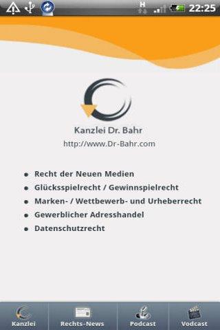 Kanzlei Dr. Bahr - Anwalt