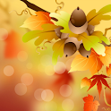 Autumn Leaves Fall Season icon