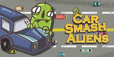 Screenshot of Car Smash Aliens