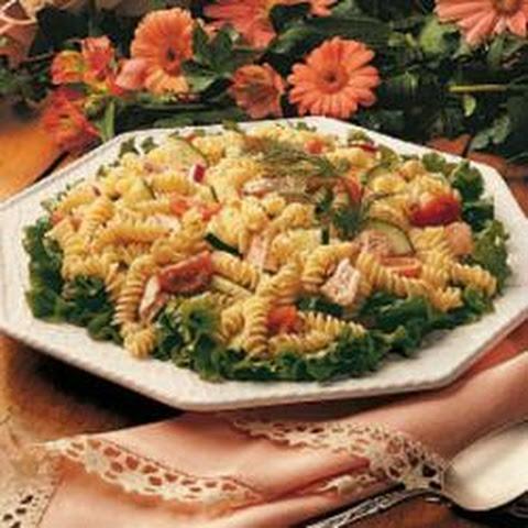 10 Best Healthy Salmon Pasta Salad Recipes | Yummly