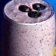 Blueberry Blast Breakfast Smoothie