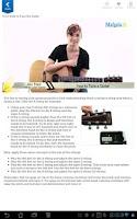 Screenshot of Learn Guitar FREE