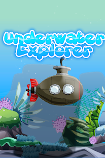 Underwater Explorer - screenshot