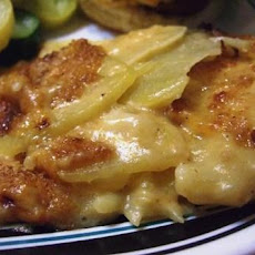 Reduced Fat Scalloped Potatoes